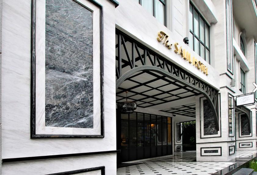 The Salil Hotel Sukhumvit 57官網