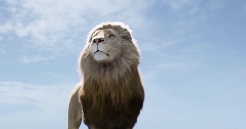 Lion King 預告