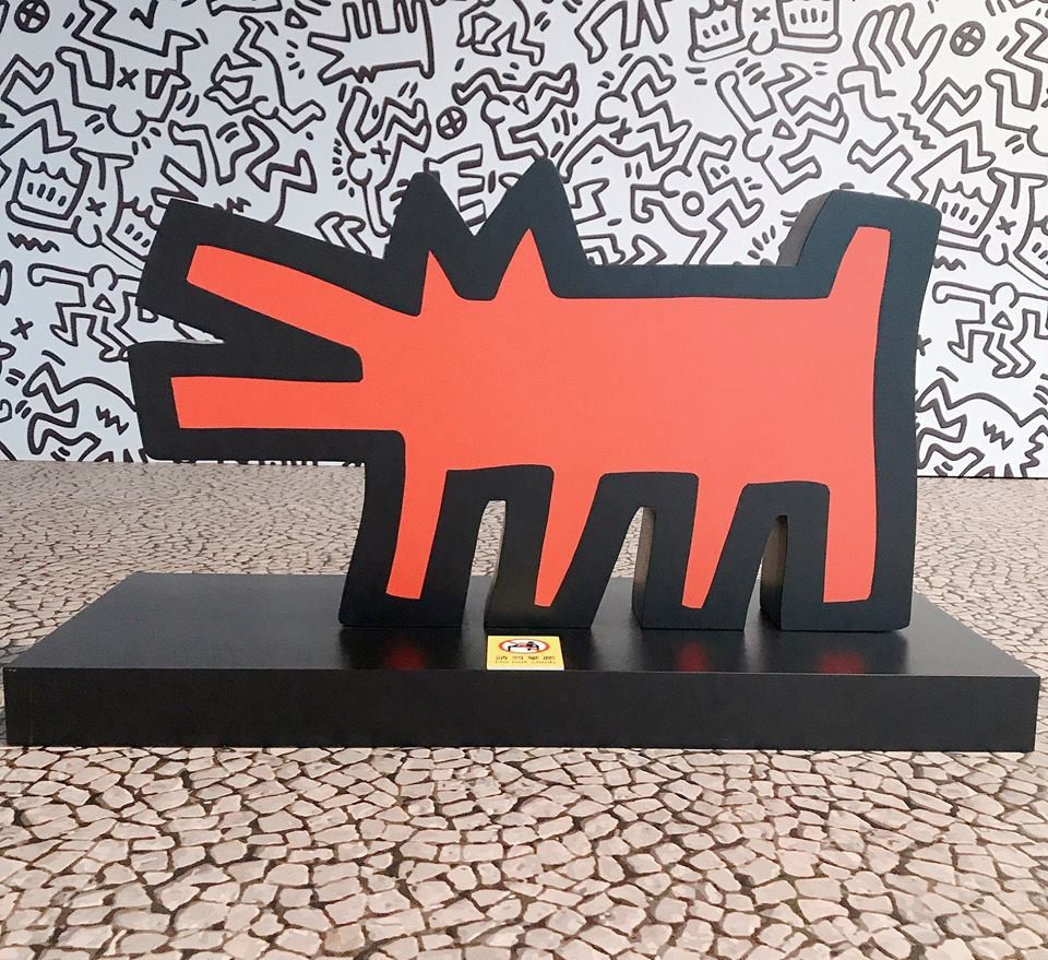 Keith Haring Maze Macao官網