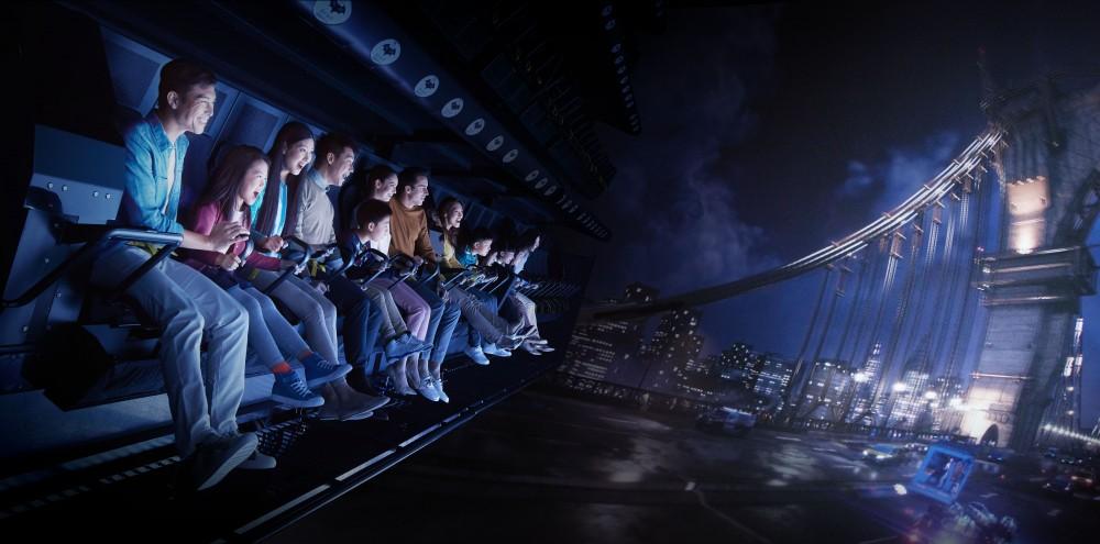 Batman Theatre B