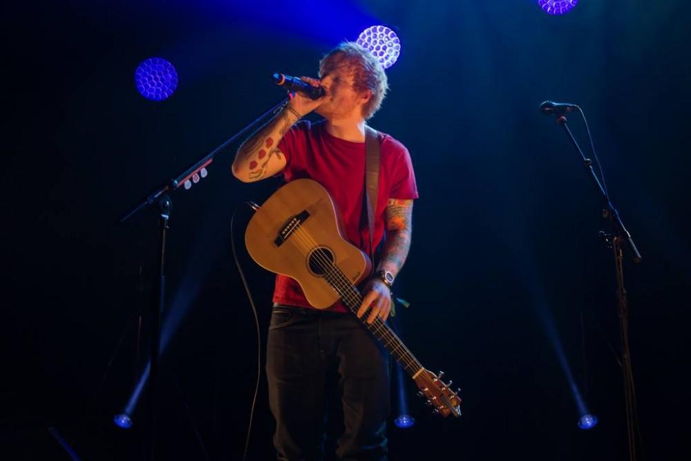Ed Sheeran Facebook