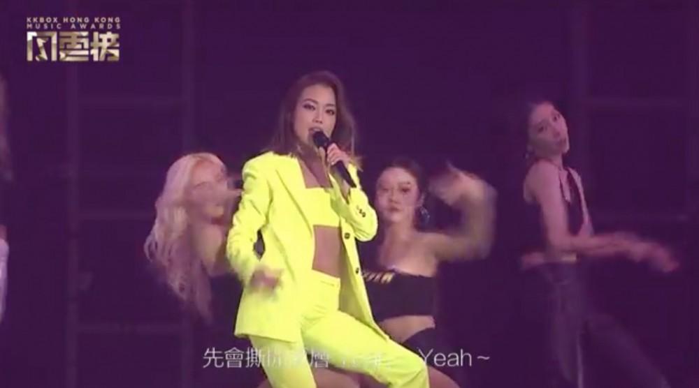 KKBOX香港風雲榜